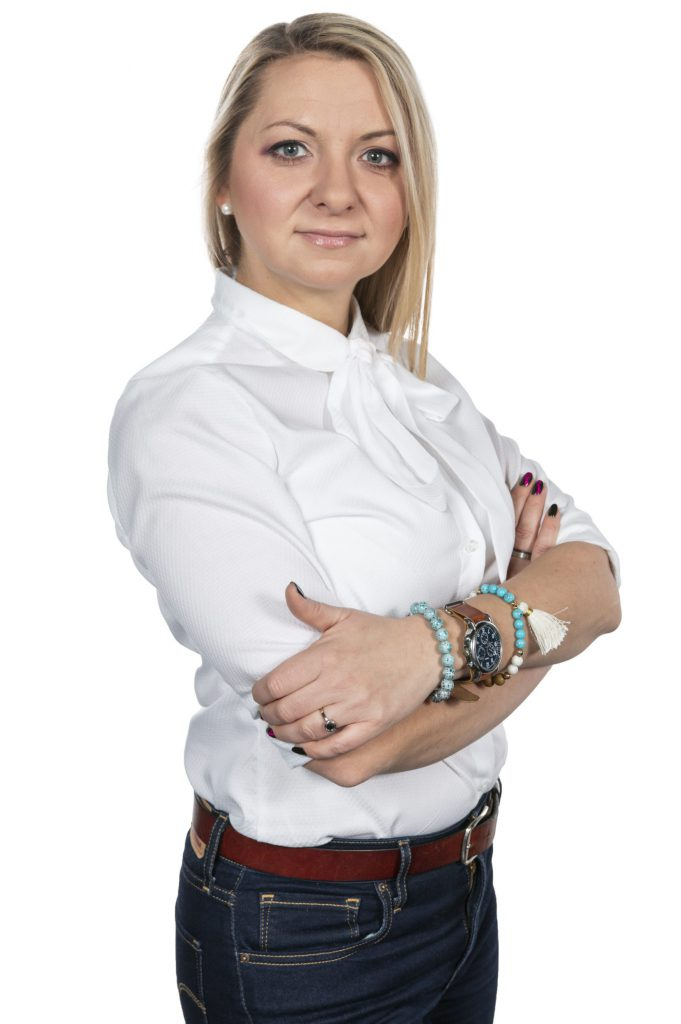 ewa kieczka business line manager